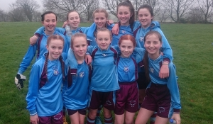 Year 7 Girls Football