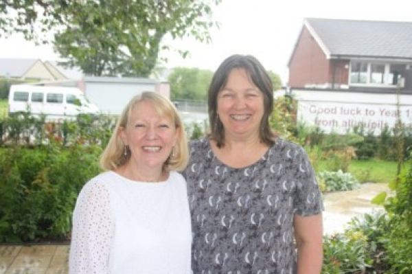 Farewell to our Deputy Headteachers