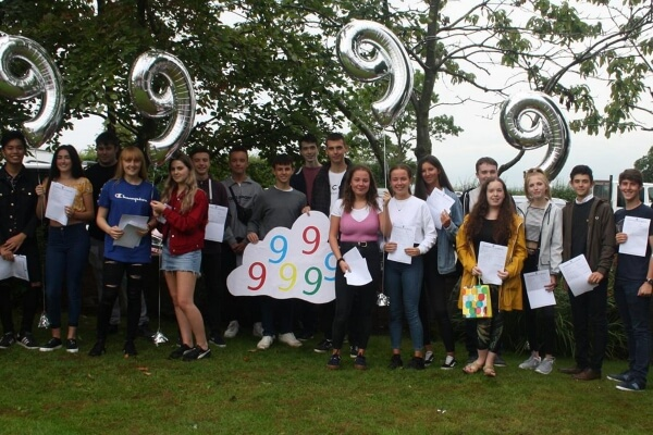 GCSE Success 2018 - Top Mixed School in Lancashire!