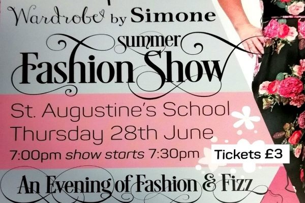 Fashion Show - Thursday 28th June