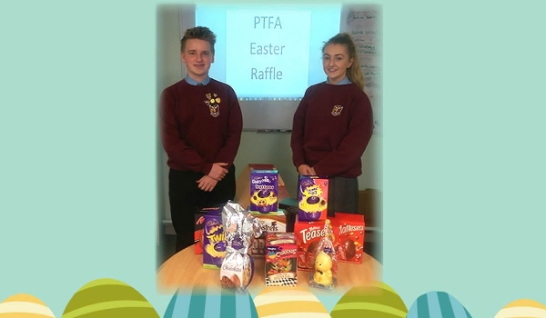 Easter Raffle Winners