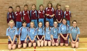 Indoor Athletics at Hyndburn