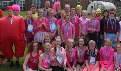 Race For Life - 2016