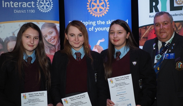 Rotary Youth Speak