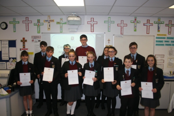 Eucharistic Ministers Commissioned