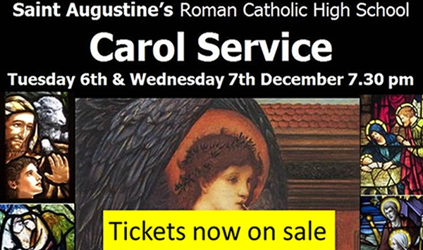 Carol Service Tickets onsale